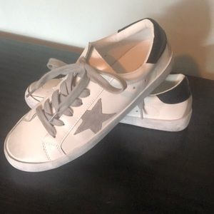 Golden Goose dupes. Star Patch sneakers, 41